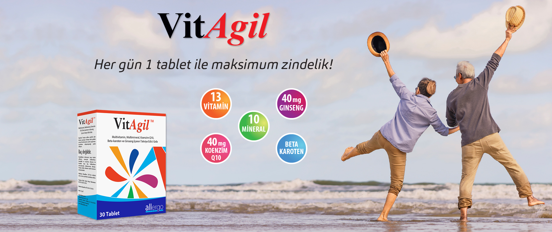 Vitagil Tablet
